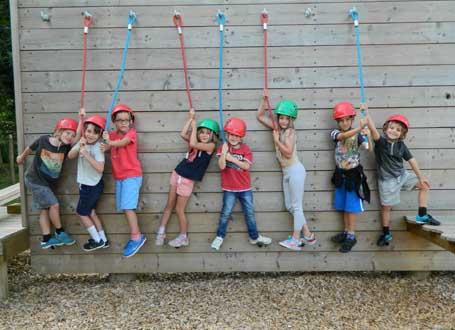 Junior Explorers team adventure at High Ashurst