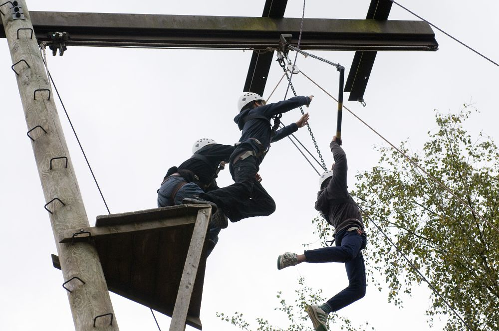 Activity Centre in Surrey   Triple Trapeze