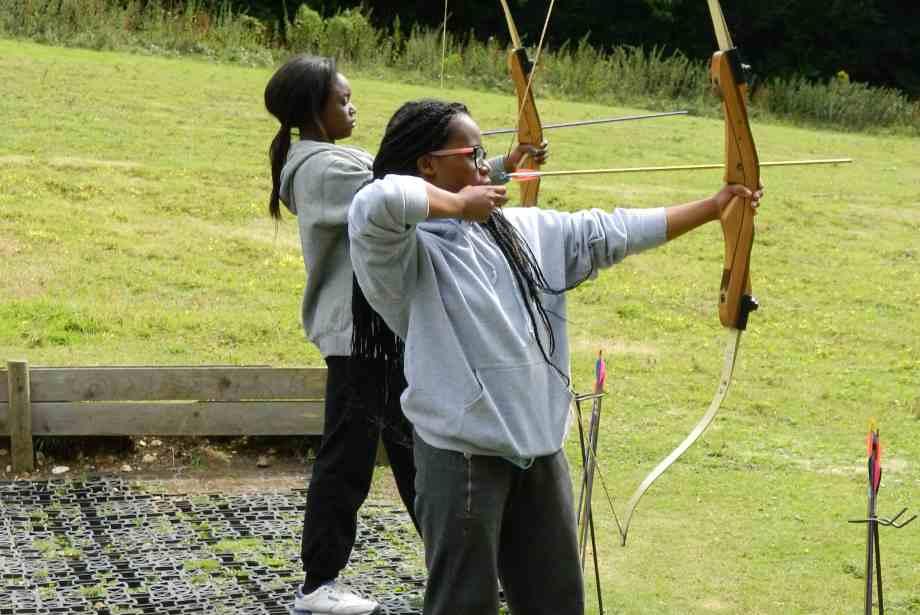 Archery - take aim