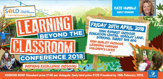 Learning beyond the classroom 2018
